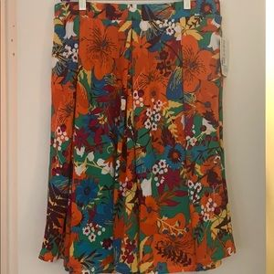 NWT LuLaRoe Madison Skirt